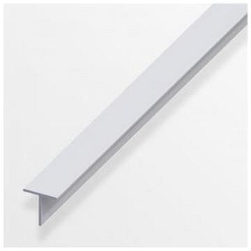 Alfer Профиль Т-образный аллюминиевый 15x15x2,0мм, 1м(Арт.144549)