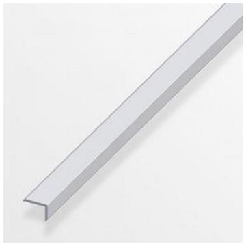 Alfer Профиль торцевой аллюминиевый 14x10x1,5мм, 1м(Арт.144551)