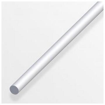 Alfer Труба алюминиевая 4мм, 2м(Арт.144541)