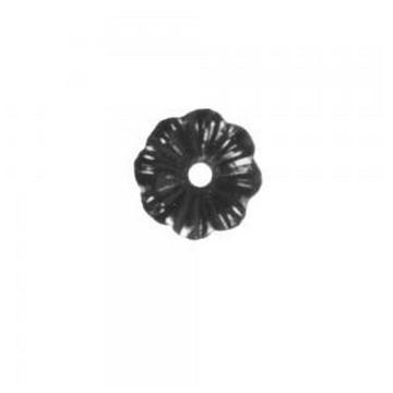 Arteferro Цветок (розетка) 65мм, толщина 3мм, Железо(Арт.144475)