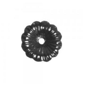 Arteferro Цветок (розетка) 95мм, толщина3мм, Железо(Арт.144474)