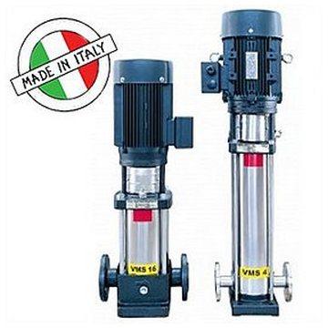 Центробежный вертикальный многоступенчатый насос Aquario VMS 4-120(Арт.145327)