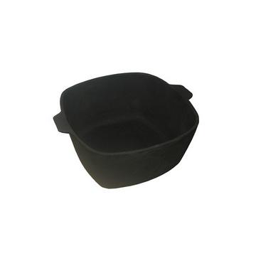 Чугунная кастрюля 5,3 л без крышки(Арт.150016)