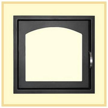 Дверь каминная ДК555-1А(Арт.147488)