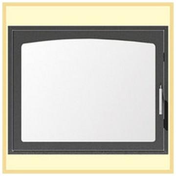 Дверь каминная ДК720-1А(Арт.147484)