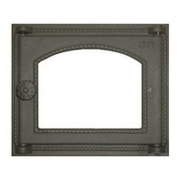 Дверца духовки застеклённая SVT 451(Арт.147404)