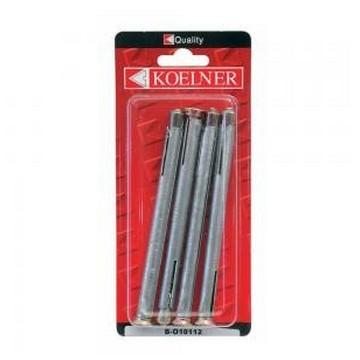 Koelner Анкер для крепления рам Koelner 10х92мм , 4шт(Арт.145060)