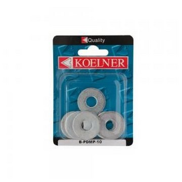 Koelner Шайба круглая увеличенная Koelner 8мм(Арт.145044)