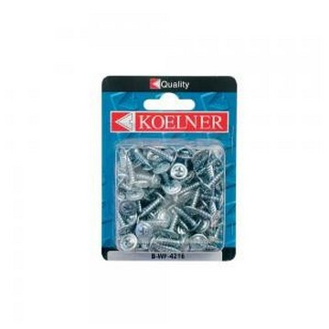 Koelner Шуруп с прессшайбой Koelner 4,2х16мм , 100шт(Арт.144756)