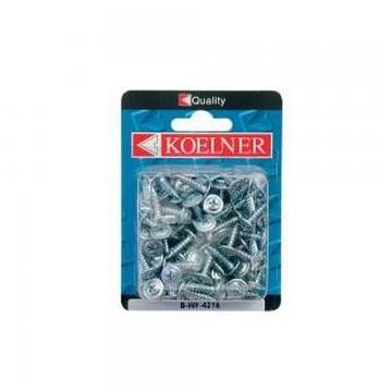 Koelner Шуруп с прессшайбой Koelner 4,2х19мм , 50шт(Арт.144757)