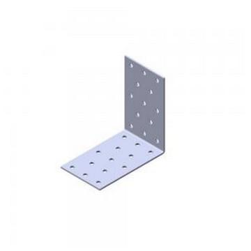 Кольчуга Уголок перфорированный 80х80х80х2,0мм(Арт.144700)