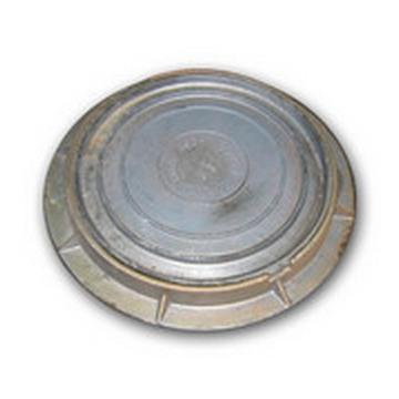 Люк чугунный канализационный типа «Л»1-60 ГОСТ 3634-99.(Арт.149941)