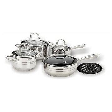 Набор посуды Vitesse VS-1007, 9 пр.(Арт.145724)