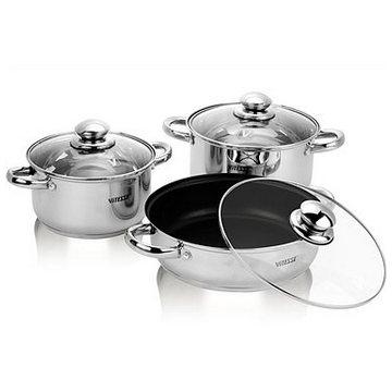 Набор посуды Vitesse VS-9004, 7 пр.(Арт.145776)