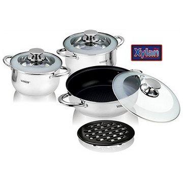Набор посуды Vitesse VS-9007, 7 пр.(Арт.145725)