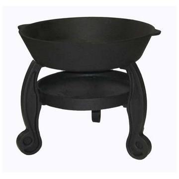 Сервировочная сковорода жаровня (с подогревом)(Арт.150090)