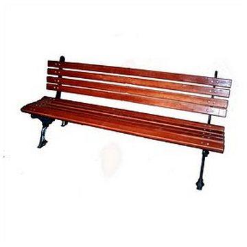 Скамейка садовая ЛВест N500-2(Арт.145543)