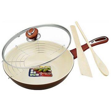 Сковорода-вок Vitesse 26 см VS-7655(Арт.145685)
