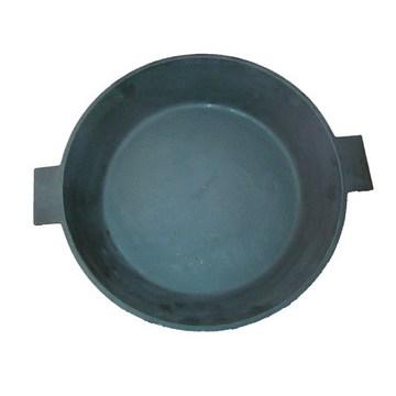 Сковорода чугунная 40 см с двумя ручками(Арт.150066)