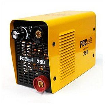 Сварочный инвертор POCweld ММА-250 36607(Арт.145664)
